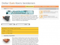 Actuele wisselkoers dollar euro - Dollar euro koers