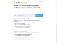 solflexzonwering.nl homepage