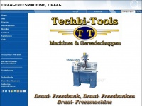 Draai-freesmachine / Machinewinkel / Techbi-Tools