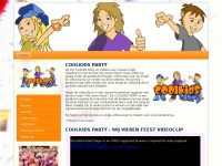coolkidsparty.nl