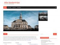 Alle Stedentrips – Overzicht van stedentrip websites