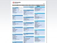Startparade - Startpagina van de populairste sites