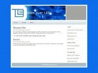 Allesoverled.nl - Alles over LED verlichting.