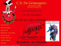 geinrapers.nl