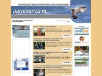 Duivensites.nl - dé website voor en door duivenmelkers. - maandag 12 maart 2018