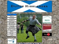 DUTCH HIGHLANDER : ALLES OVER HIGHLAND GAMES IN NEDERLAND EN BELGIË