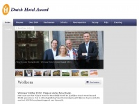 DUTCH HOTEL AWARD » DHA