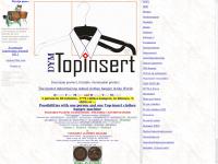 Topinsert - Foldable Hanger - universal foldable system for all clothing hangers