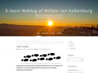 E-learn Weblog of Willem van Valkenburg