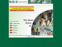 EcO2 – The Smart Choice In Pest Control and Preservation