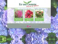 Edvangrieken.nl - Ed van Grieken Bloemen en Planten