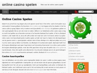 online casino spelen | Alles voor de online casino speler