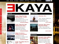 Ekaya | Het Nederlandse Indie Muziek Magazine!