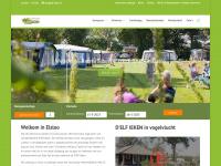 Recreatiebedrijf D'ELF IEKEN Geweldig kamperen in het Drents Friese Wold