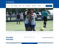 U.S.V. Elinkwijk - Voetbal Utrecht