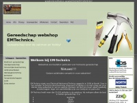 EM-Technics - Service en gereedschap