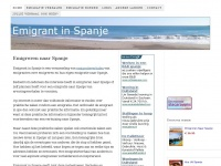 Emigrant in Spanje over Emigreren naar Spanje