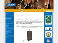 Emkapak.nl - Geschenkverpakkingen - unieke wijnverpakking | Emkapak