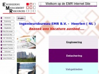 Emr.nl - Home - EMR B.V. - Heerlen