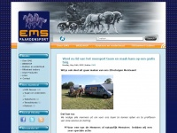 Ems-paardensport.nl - EMS Paardensport