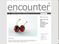 Encounter.nl - Homepage - Encounter
