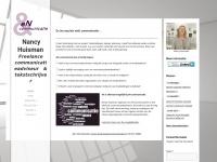 Encommunicatie.nl - website encommunicatie Nancy Huisman freelance communicatieadviseur en tekstschrijver