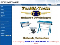 TECHBI-TOOLS, ZETBANK, ZETBANKEN, BERNARDO, OPTIMUM, METALLKRAFT