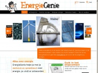 Home - EnergieGenie | werkstuk of spreekbeurt over energie