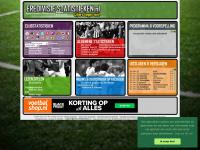 EredivisieStatistieken.nl | Statistieken Eredivisie 2018/2019 | Voorspellingen Standen Topscorers Toto Uitslagen Goals Gele / Rode Kaarten