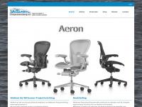 Ergo-burostoel.nl = Ergonomische bureaustoelen van Witteveen Projectinrichting - Bedrijfsinfo