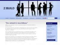 2build.nl - 2|BUILD is specialist in interim proces- en projectmanagement en executive search voor de bouw- en vastgoedsector. - 2Build