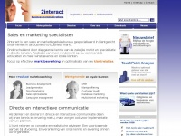 2interact.nl - Marketingstrategie succesvol in B2B? Contact nu 2interact!