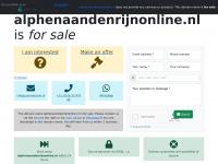 Alphen aan den Rijn Online - Alles over Alphen aan den Rijn