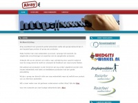 Alray.nl - The page cannot be found