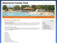 Camping Altomincio Family Park | Gardameer