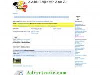 Startpagina België... van A tot Z !
