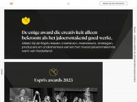 Esprix, vakprijs voor de beste marketingcommunicatie campagnes