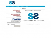 Esset Financial Services - Financieel Interim Management