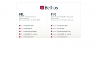 Belfius.be - Belfius Bank