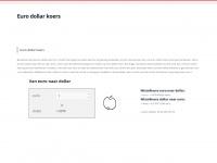 Euro dollar koers - Euro dollar koers