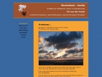 Evandersnoek.nl - Movimiënto - Individuele therapie, relatietherapie en gezinstherapie in Zwolle