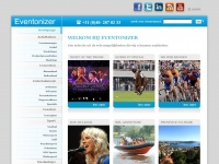 Eventonizer.nl - Homepage