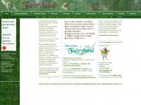 Fantasyshop Fairyland, de winkel voor Fantasie Artikelen