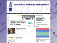 Fanfare St Nicolaas
