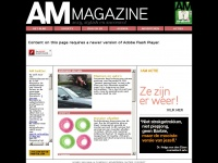 AM-magazine  – lifestyle magazine
