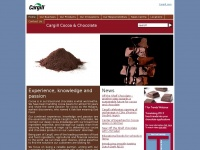 Cargillcocoachocolate.com - Cocoa and chocolate products supplier | Cargill Cocoa & Chocolate