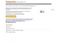 fietspolisopmaat.nl