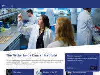 Nki.nl - NKI - Home - Netherlands Cancer Institute