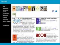 Filosofie-online. Links, achtergronden en boeken