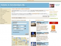 Hotels Amsterdam online hotel booking: Hotels in Amsterdam